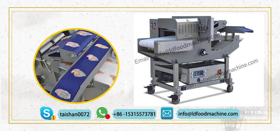 500kg/h high efficiency frozen duck meat cutter FC-303 : emmalyt.lv 13450177260