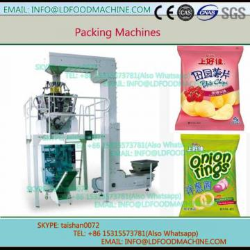 Alta qualidade Mini Flowpack Flow Pleat Soap Wrapping machinery