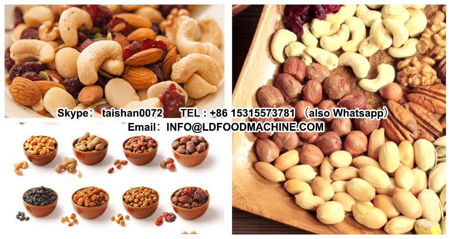 LDJ automatic peanut coating machinery manufacturer
