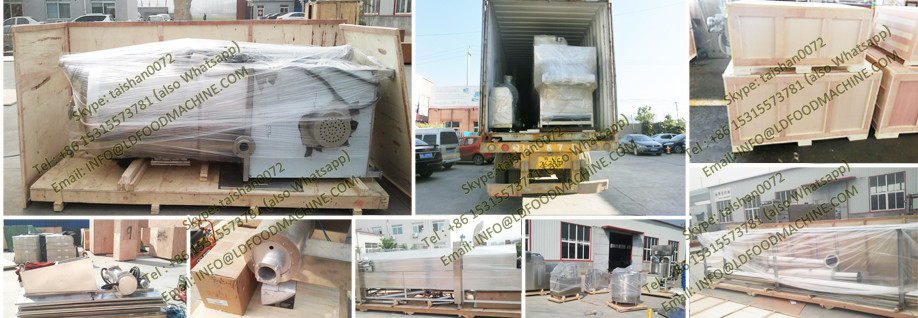 Honey Corn flake/breakfast cereals processing line from Jinan  machinery