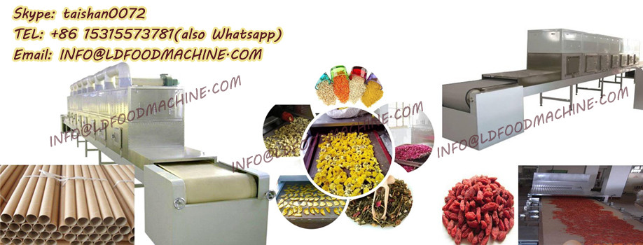 High quality!!Spices microwave sterilization!!