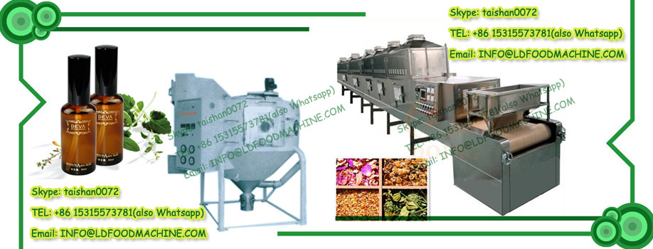 LD peanut roasting machinery