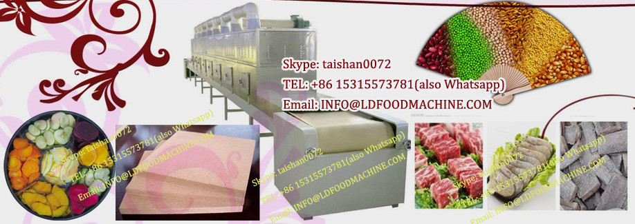 onion powder plant microwave drying machine