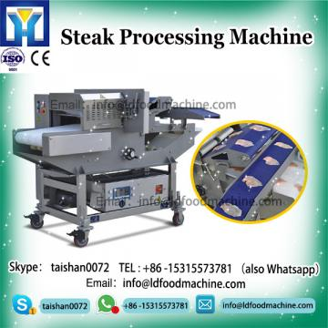 FC-304 Industrial Automatic Cooked Char Siew Carne de porco LDicing machinery