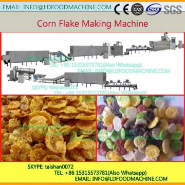 Chinese Auto Cereal Corn Flocos Processing Processor