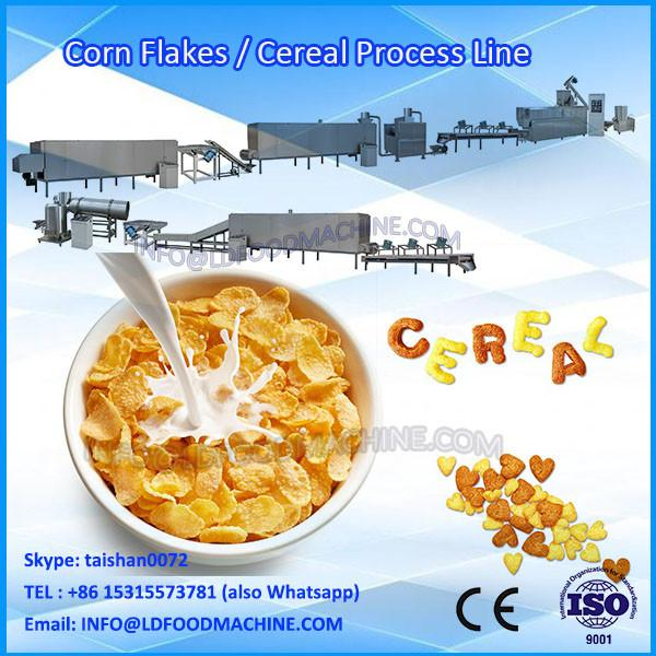 LD Puffed Cereal Breakfast Corn Flakes faz m #1 image